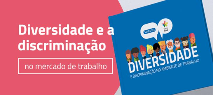 Foto do relatório Diversidade e Discriminação no trabalho.
