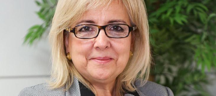Foto de Leyla Nascimento, presidente da Organização Mundial de Gestão de Pessoas
