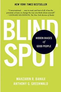 Capa do livro Blind Spot