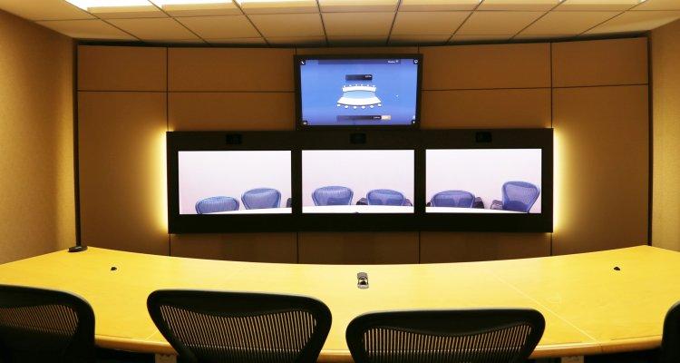 Ambiente de escritorio mostrando para uma tela