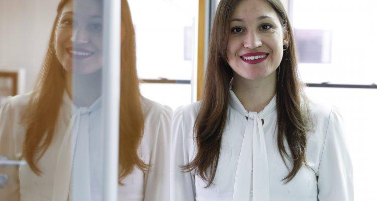 Andreia Negrello, da Britânia, fala sobre páginas de carreira diferenciadas